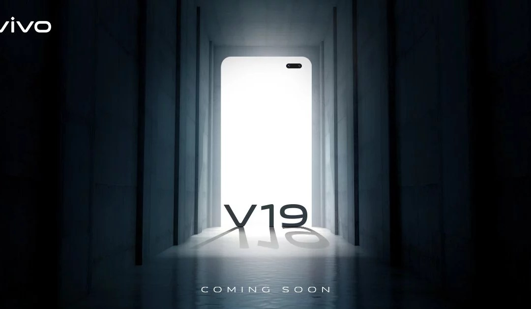 Vivo V19 launch in India on 26th March, confirms dual punch-hole selfie