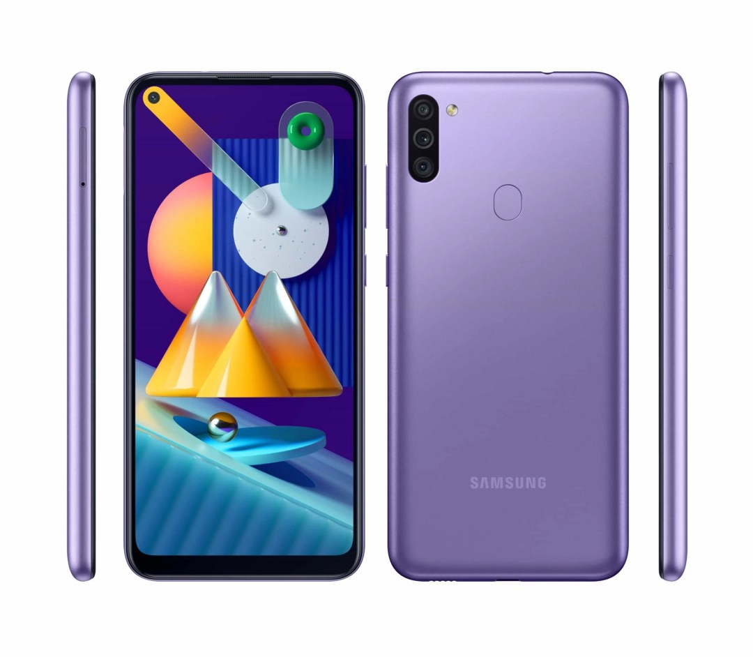 samsung galaxy m11 specification
