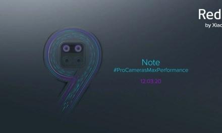 Redmi Note 9 & Redmi Note 9 Pro launching on 12th March – New Camera module design