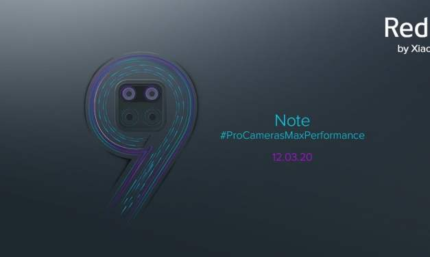 Redmi Note 9 & Redmi Note 9 Pro launching on 12th March – New Camera module design