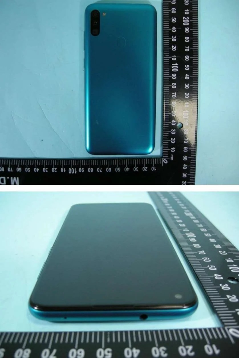 Galaxy M11 feature triple rear camera