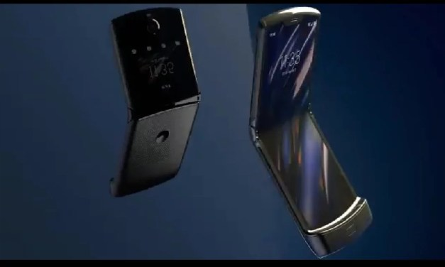 Motorola Razr launching in India on 16th March: Flip type Foldable Smartphone