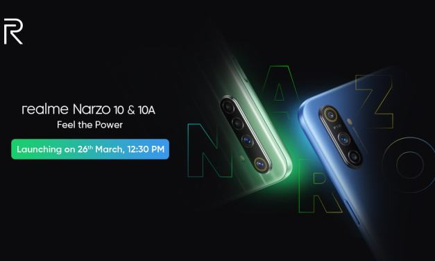 Realme Narzo series looks like Realme 6i & Realme C-series