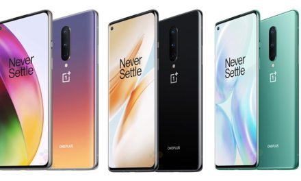 Exclusive: OnePlus 8 Official Color Variants First Look Renders