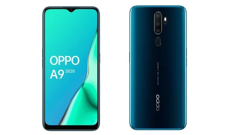 OPPO A9 2020 Price drop for 4GB + 128GB & 8GB + 128GB Permanently