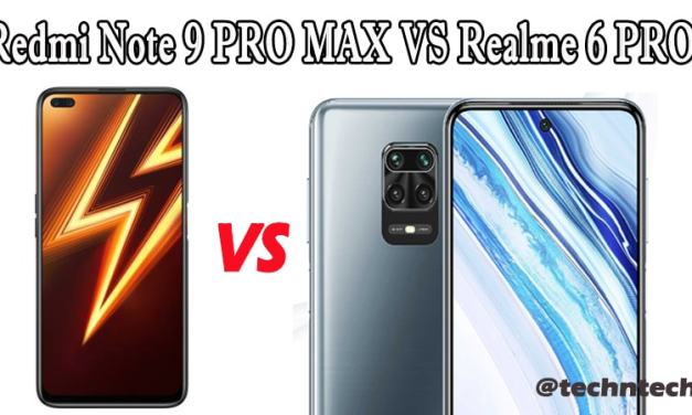 Redmi Note 9 Pro Max VS Realme 6 Pro Similarity & Difference – Which is Best?