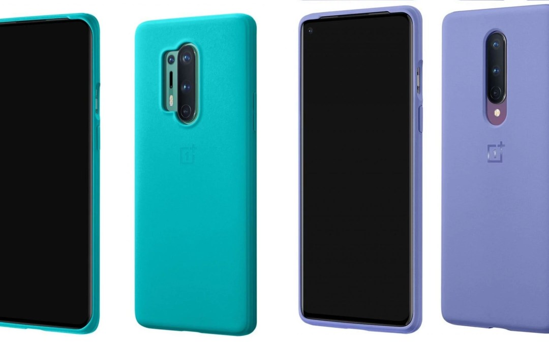 OnePlus 8 Series Protective Case Design & Colors – 4 Different Case