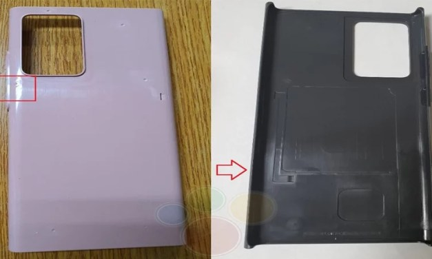 This is how Samsung Galaxy Note 20 Plus looks – Mold Design