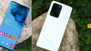 Galaxy S20 Ultra White color