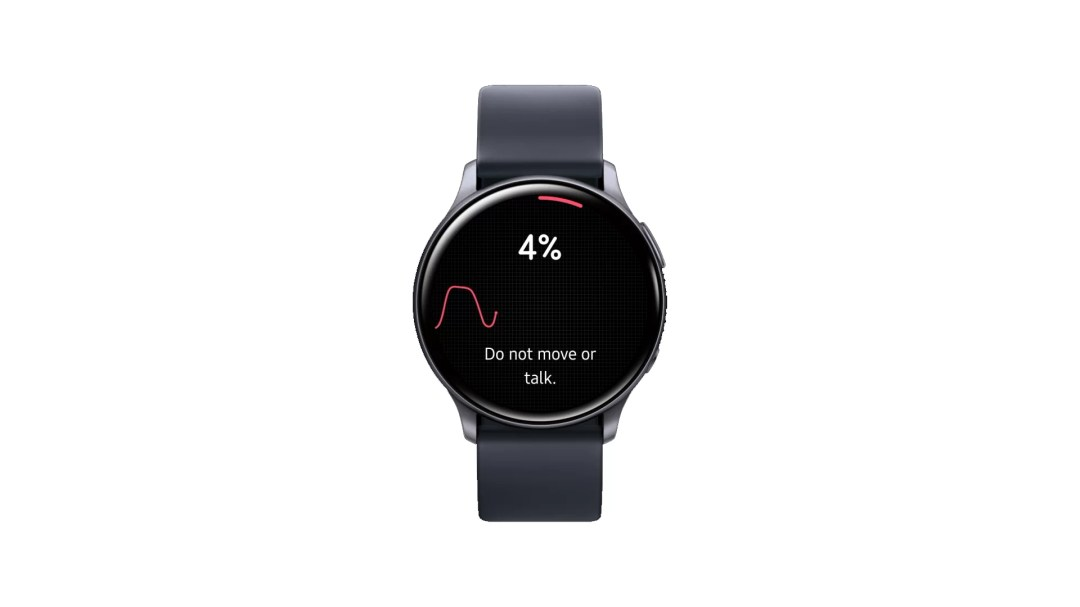 Samsung Galaxy Watch Active 2 gets blood pressure measuring feature via a Samsung Health monitor application which helps people affected by high blood pressure