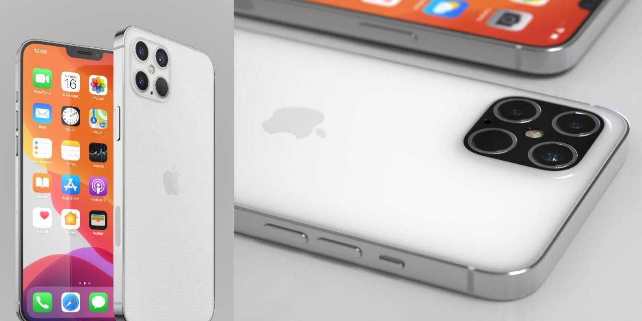 iPhone 12 Pro First Look Render designs & details
