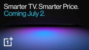oneplus new smart tv