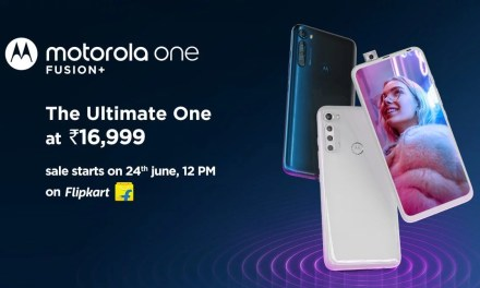 Motorola One Fusion Plus Price details – Is it worth buying?