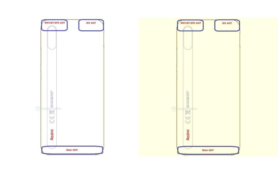 Redmi 9a hint on FCC to powers with 4900mAH battery