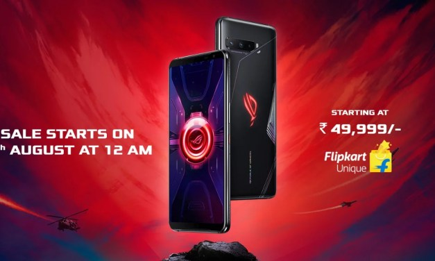ASUS ROG Phone 3 launched in India – Here its price & specs