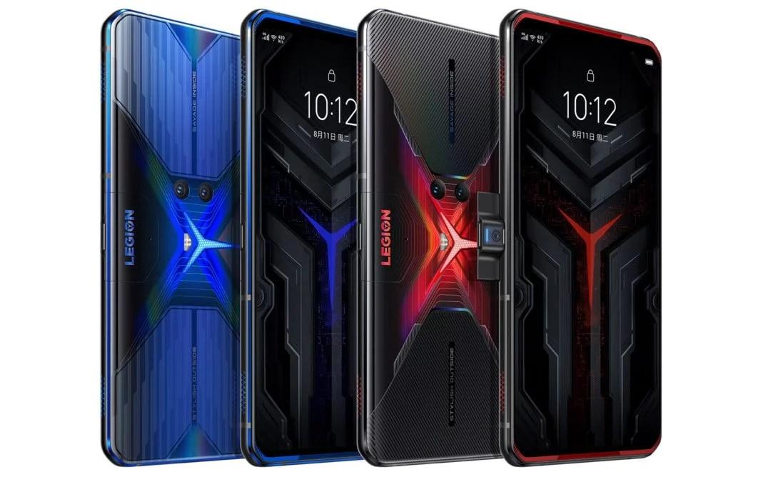 Lenovo Legion is a gaming smartphone powered latest Qualcomm Snapdragon 865+ processor, 12GB RAM & 16GB RAM memory, dual battery 2500mAH & 2500mAH, 90W charging