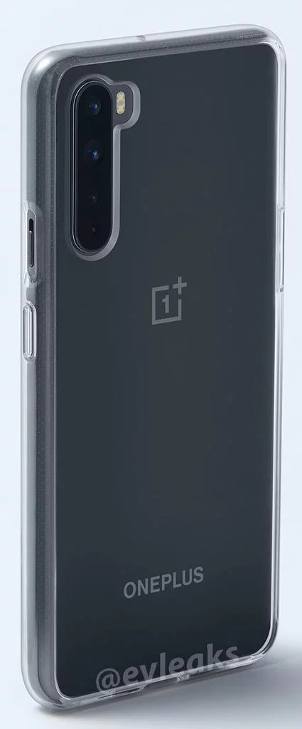 Oneplus nord quad cameras at rear side