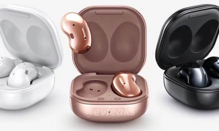 Samsung Galaxy Buds Live Bluetooth Earbuds First Look Design