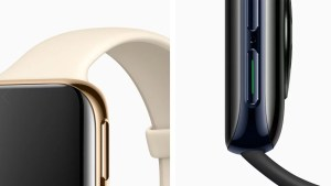oppo watch features
