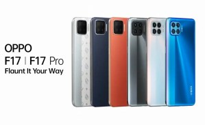 oppo f17 & f17 pro color variants