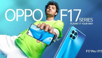 oppo f17 series launch in India