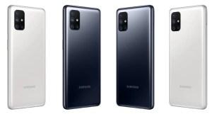 samsung galaxy m51 first look, specs, price