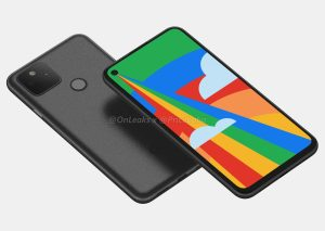 google pixel 5 first look design