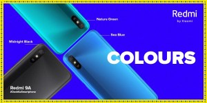 Redmi 9a Color Variants