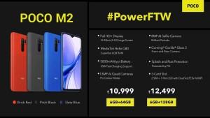 poco m2 price, specs, launch