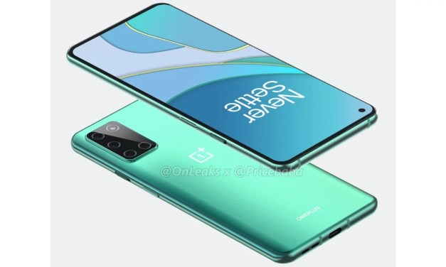 OnePlus 8T First look Renders and Specifications Leaked Ahead of Launch
