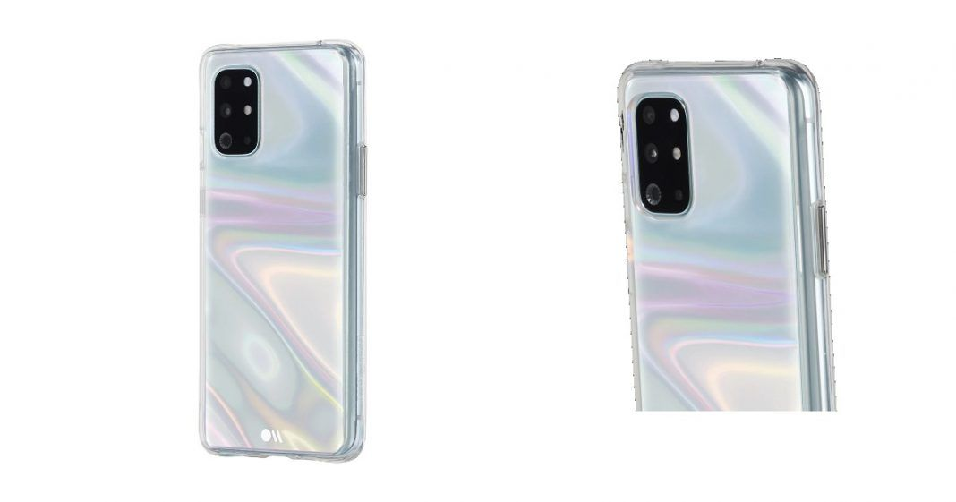 OnePlus 8T 5G Design Leaked by Casemaker Ahead of Launch