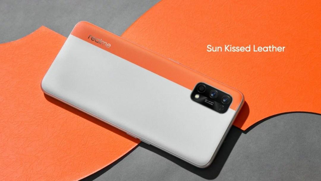 Realme 7 Pro Sun Kissed Leather Edition Price, Specs