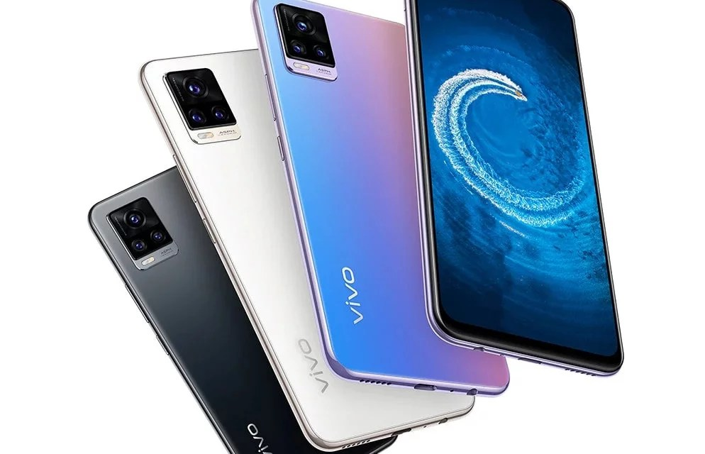 Vivo V20 launched in India starting at Rs. 24,990