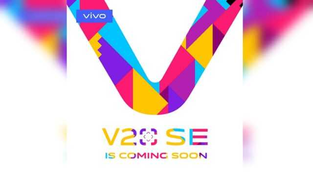 Vivo V20 SE launch in India is likely to happen on November 2