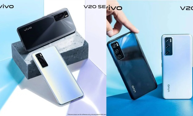 Vivo V20 SE Price listed on Reliance Digital online store before online launch