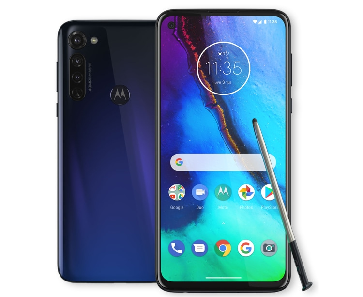 Motorola Moto G Stylus 2021 image and specifications leaked