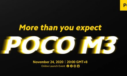 POCO M3  set to be Launched on November 24, Teased by Poco Global on Twitter