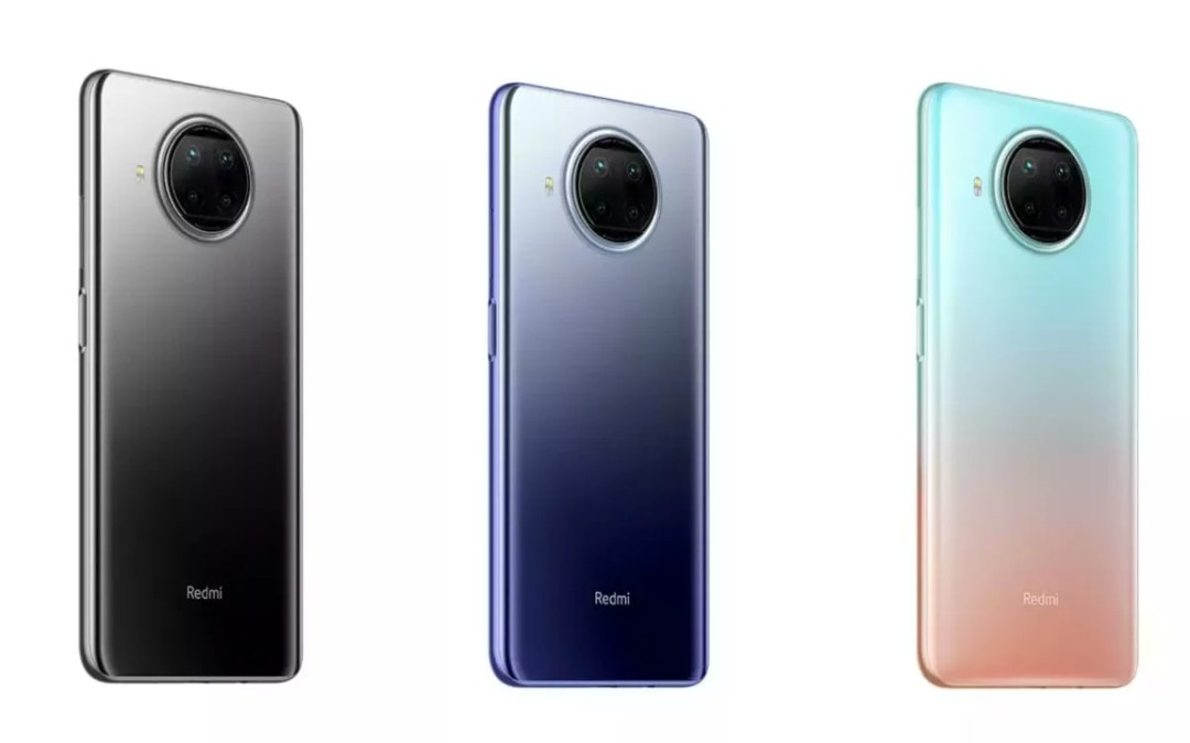 Redmi Note 9 Pro 5G with 108MP Camera & 120Hz Display announced