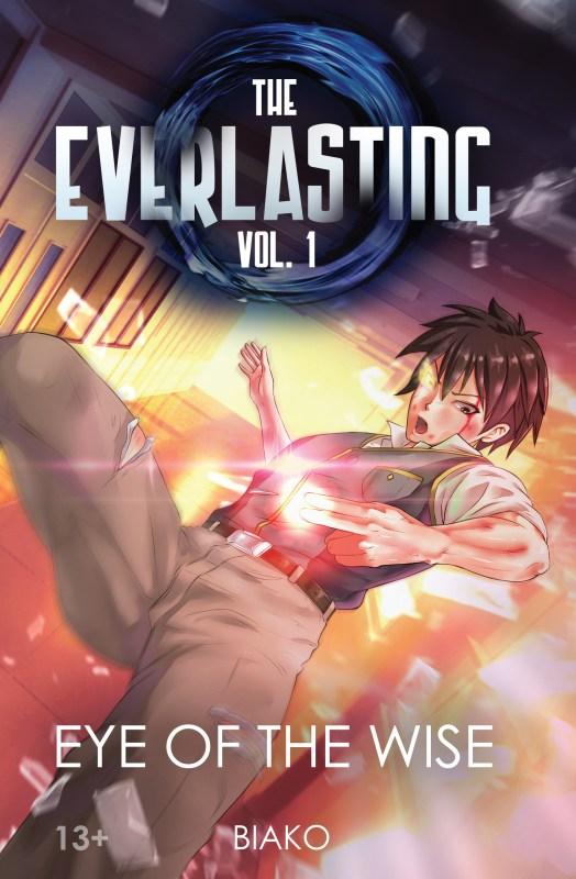 Original English Light Novels