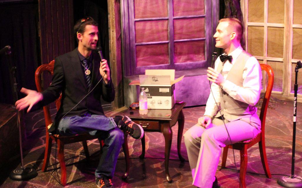 Ian Freeman and Derrick J Freeman Answer Audience Questions