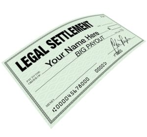 personal injury settlement, California, Los Angeles