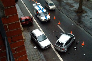 accident law in California