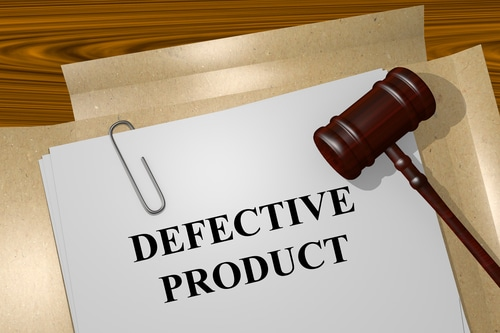 dangerous products, personal injury, California