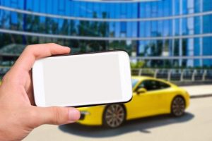 auto accident, smartphone pictures, car accident lawyer