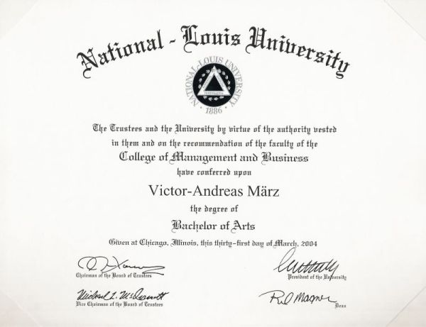 Master of Business Administration in Marketing essay ...