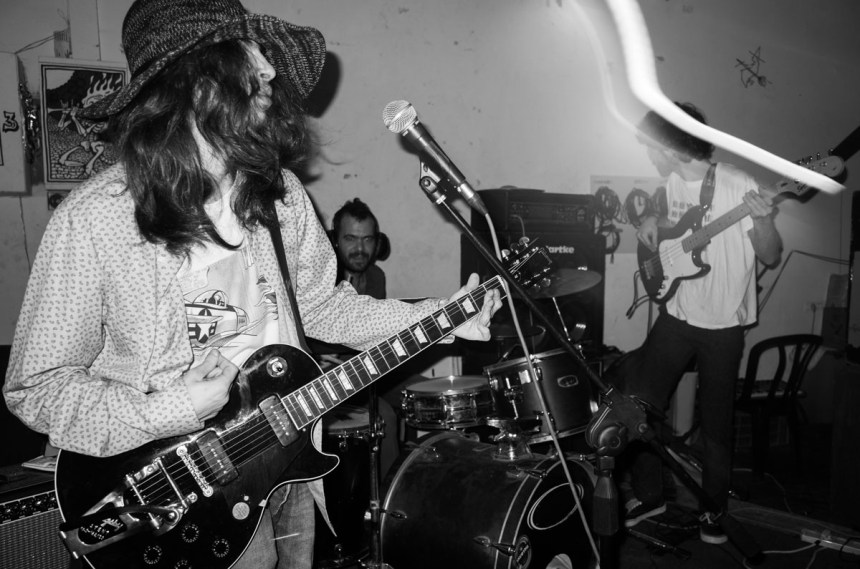Band Photography - Ricoh GRii with flash.