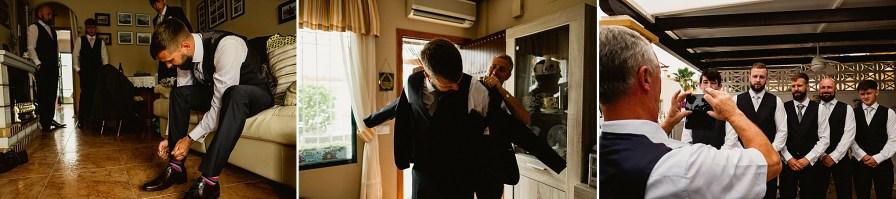 reportaje de boda Orihuela costa