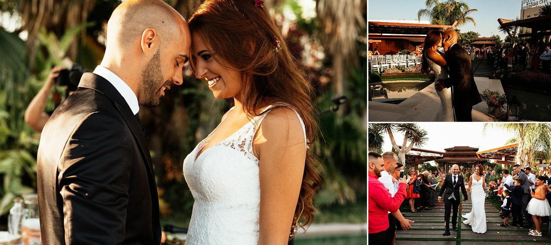 boda en hotel executive sport Totana