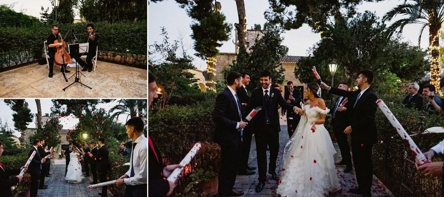 fotografo de boda alicante torre de reixes