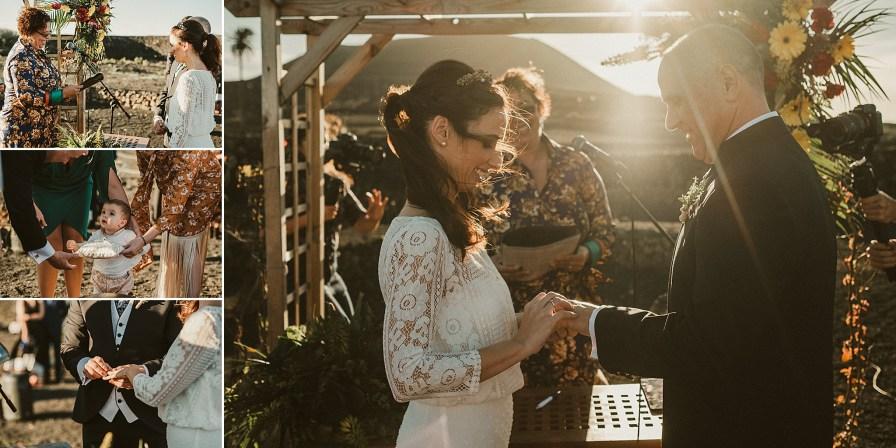fotografía de boda lanzarote